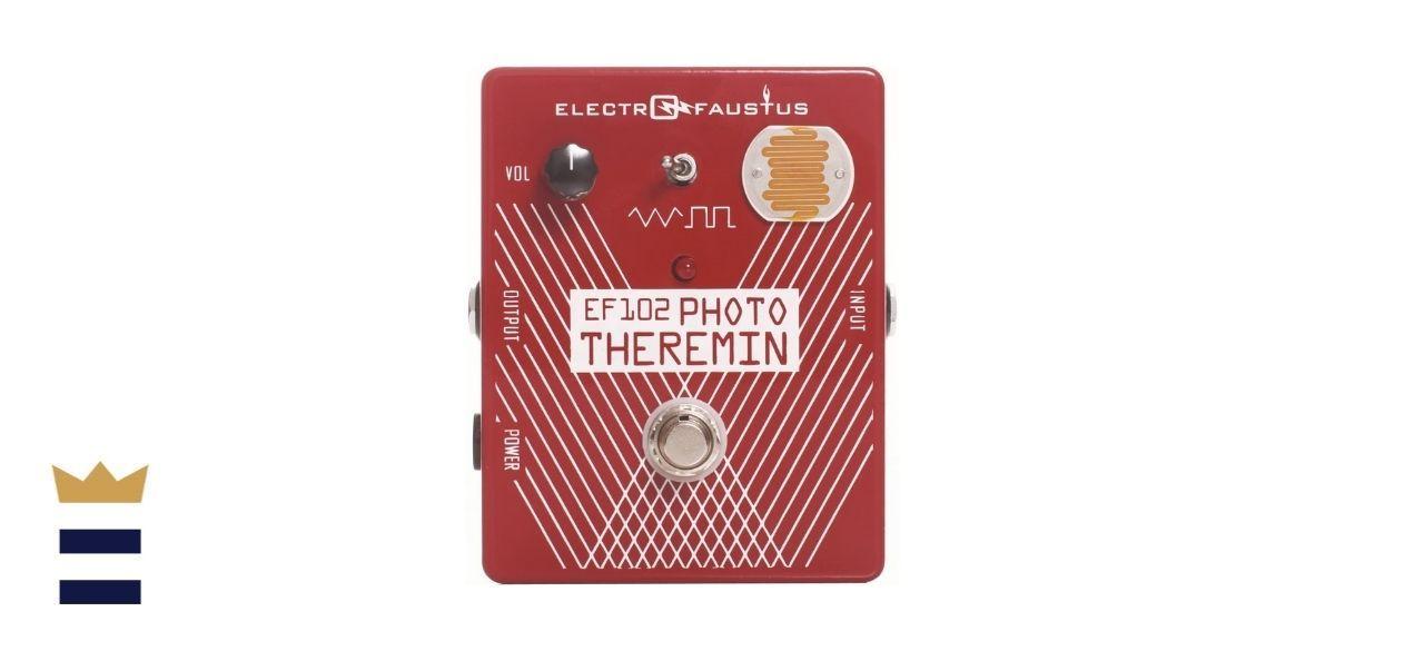 Electro-Faustus EF102 Photo Theremin