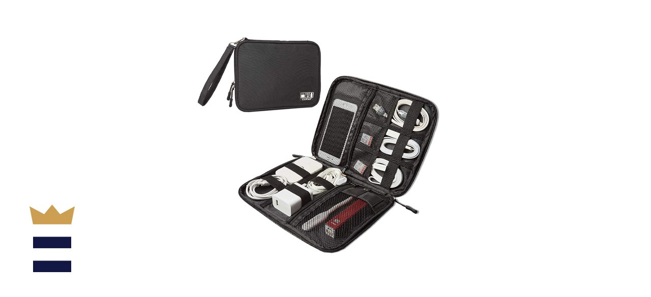 Electronic Organizers Travel Cable Storage, Electronics Accessories Cases