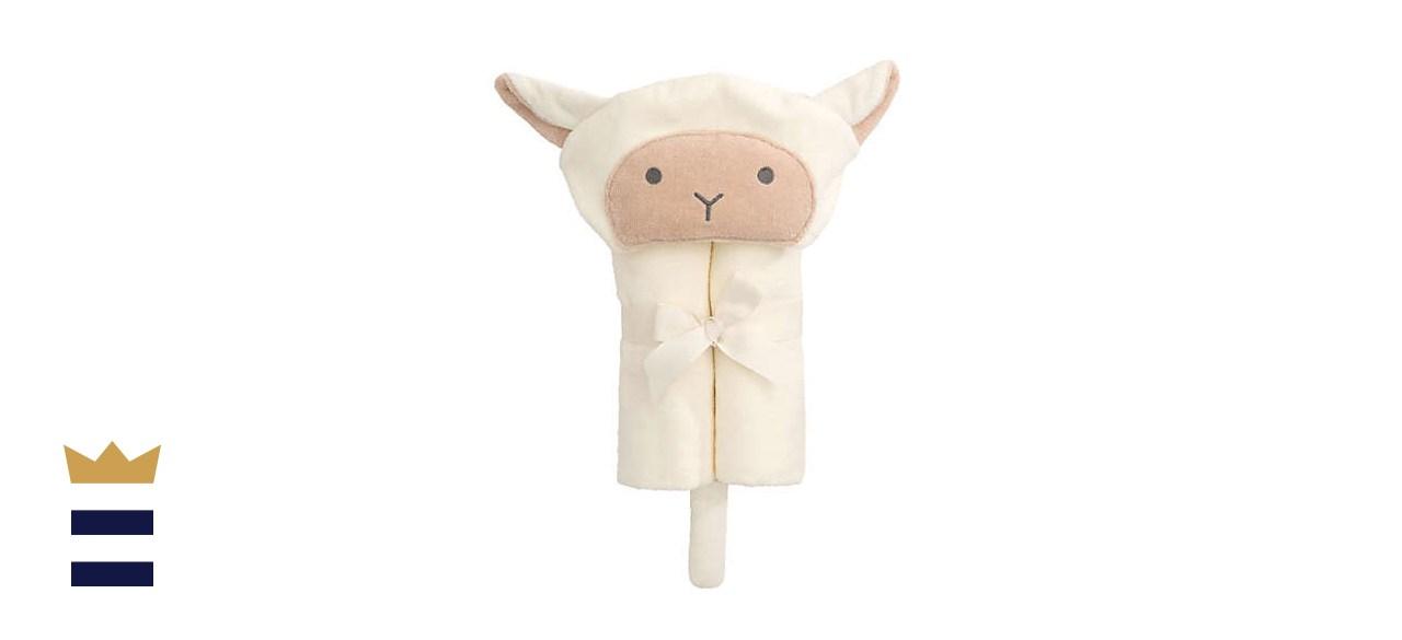 Elegant Baby Lambie Bath Wrap Towel