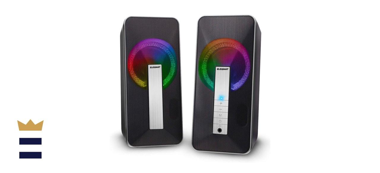 Elegiant Desktop Speakers