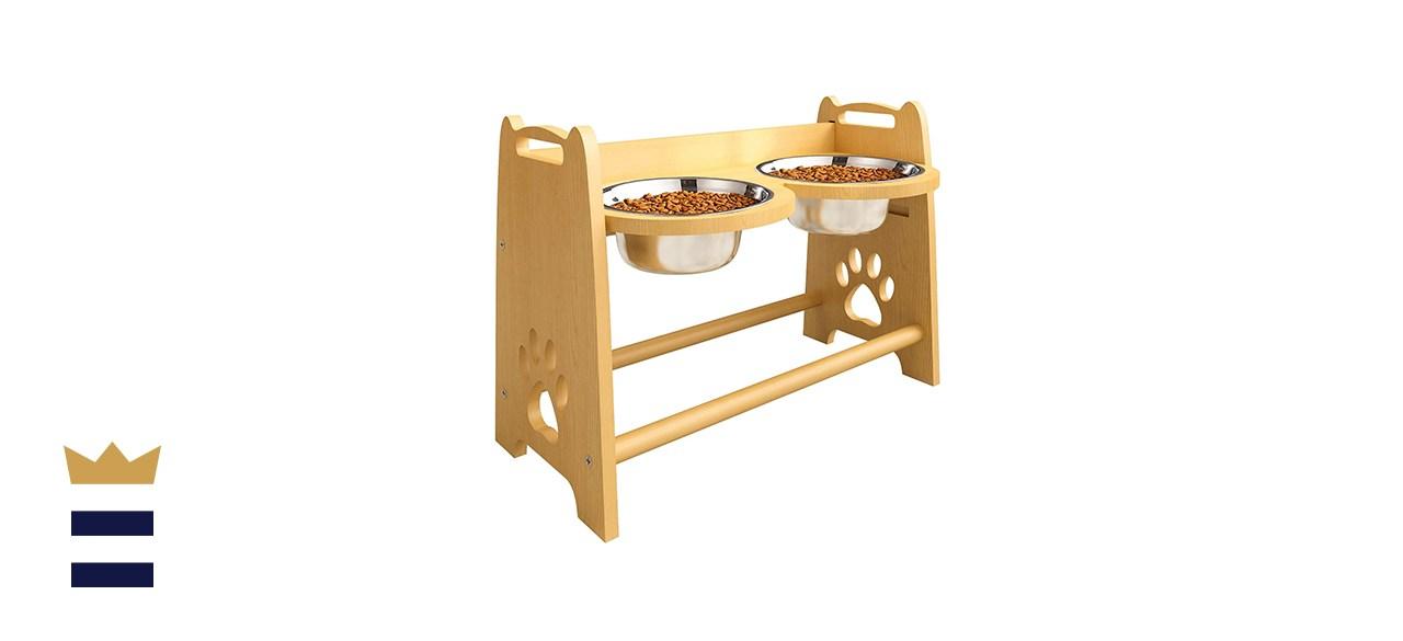 Elevated Dog Food Bowls