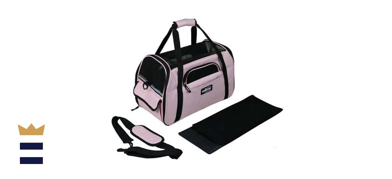 EliteField Soft-Sided Airline-Approved Dog Carrier Bag