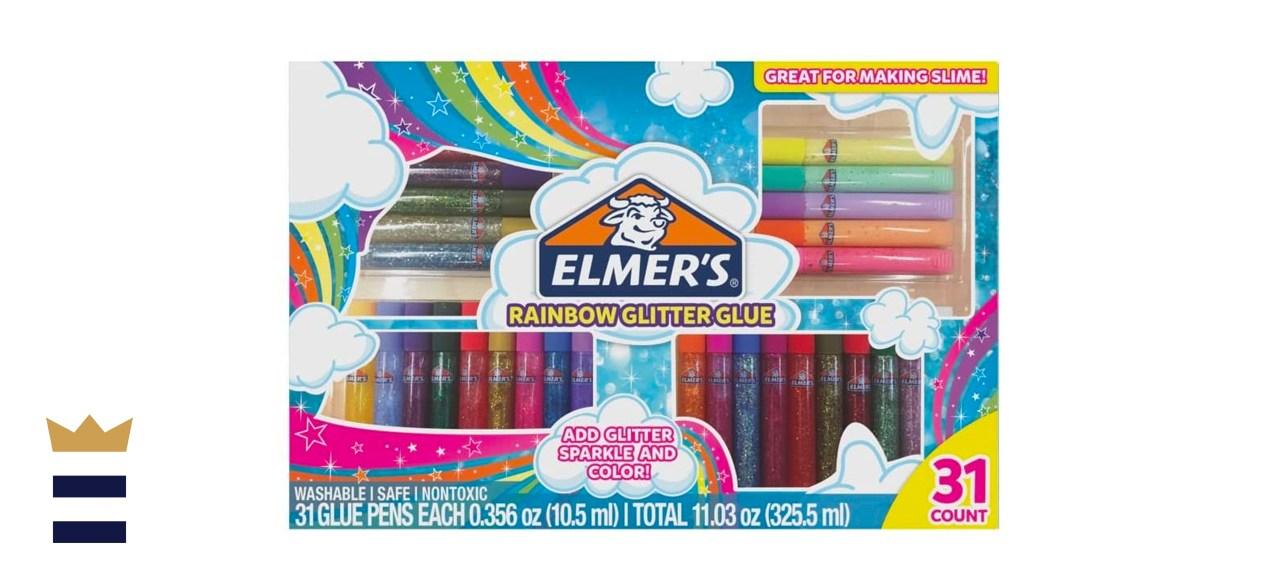Elmer's Rainbow Glitter Glue Pen Set