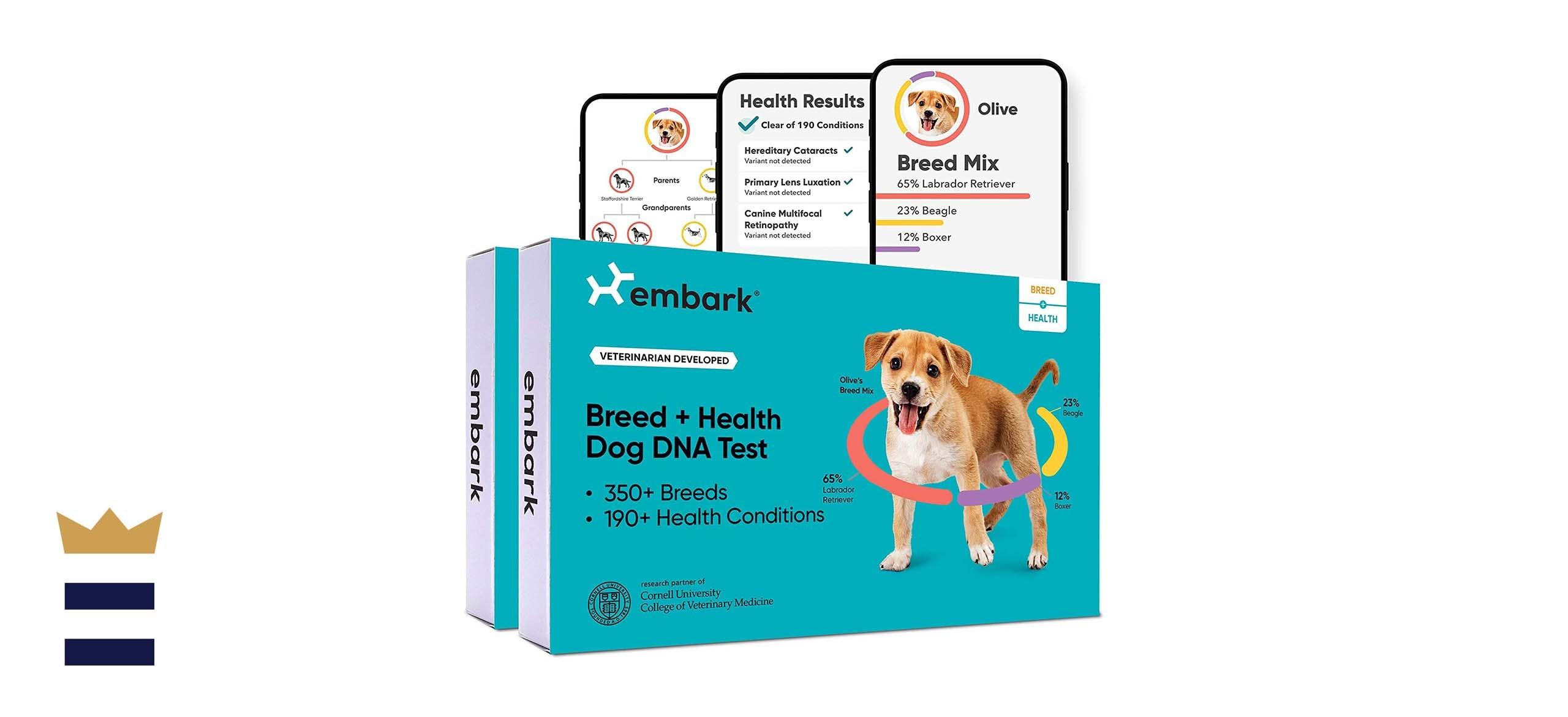 Embark DNA Test