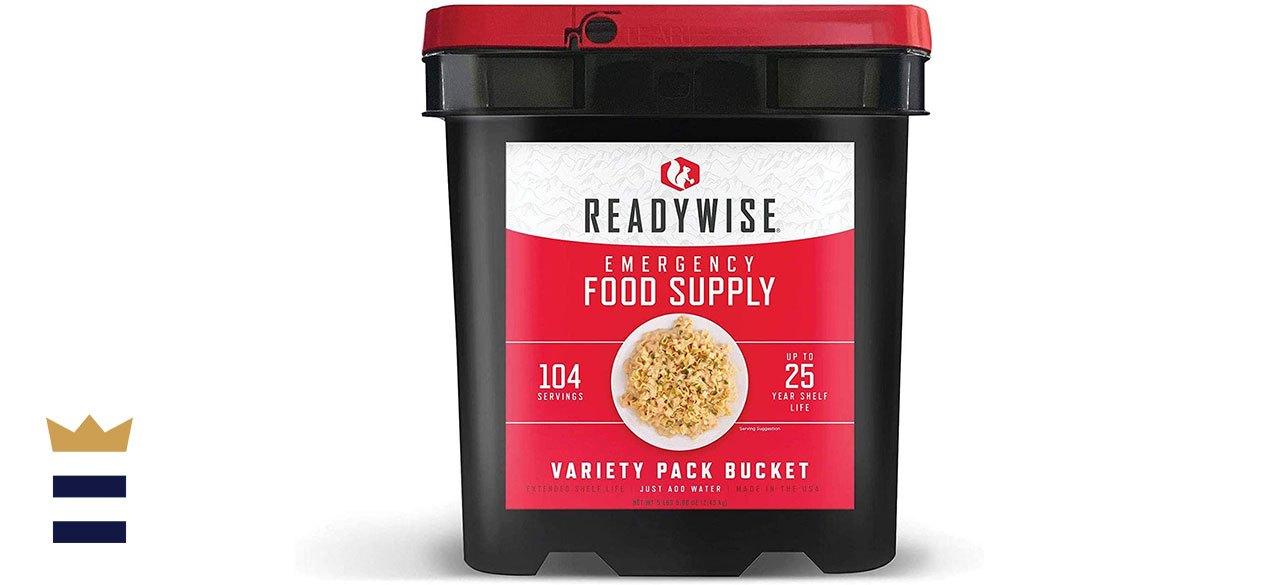 Emergency food supply kits