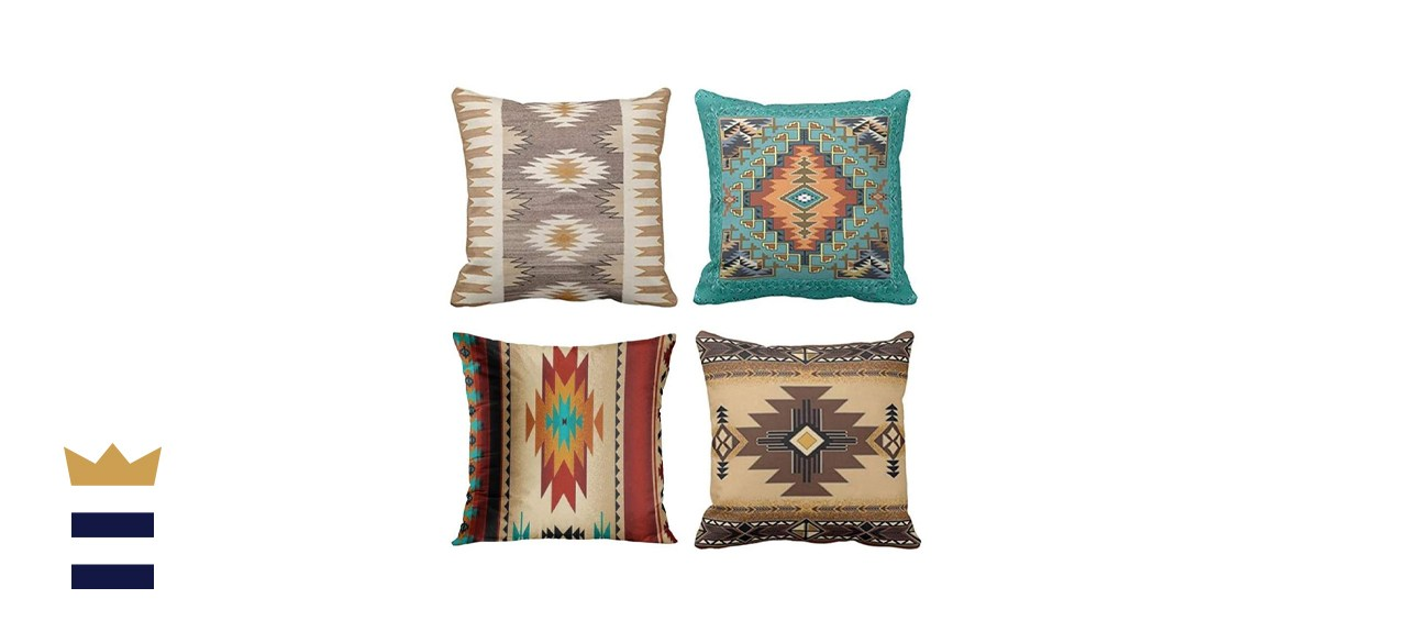 Emvency Throw Pillow Covers