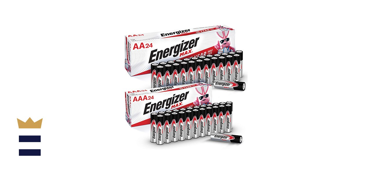 Energizer MAX AA and AAA Battery Combo Pack