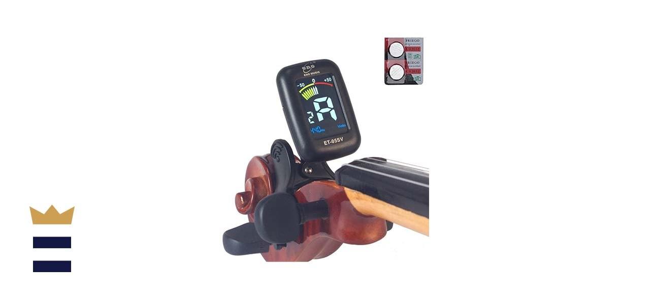 ENO Professional Violin and Viola Tuner