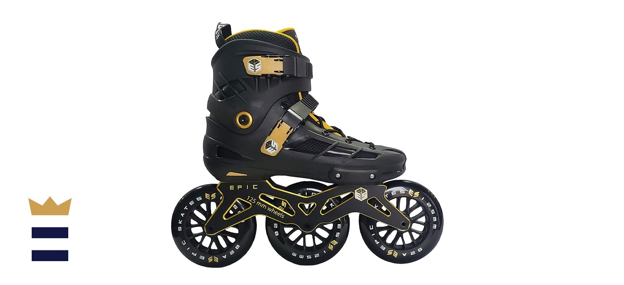 Epic Skates Engage 3-Wheel Inline Speed Skates