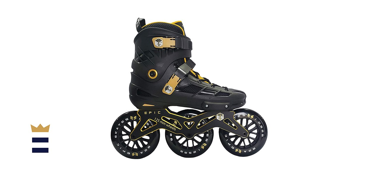 Epic Skates Engage 3-Wheel Inline Speed Skates