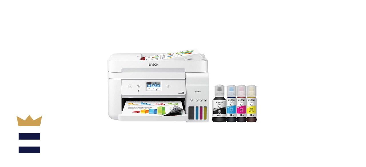 Epson EcoTank ET-4760 Wireless All-In-One Color Printer
