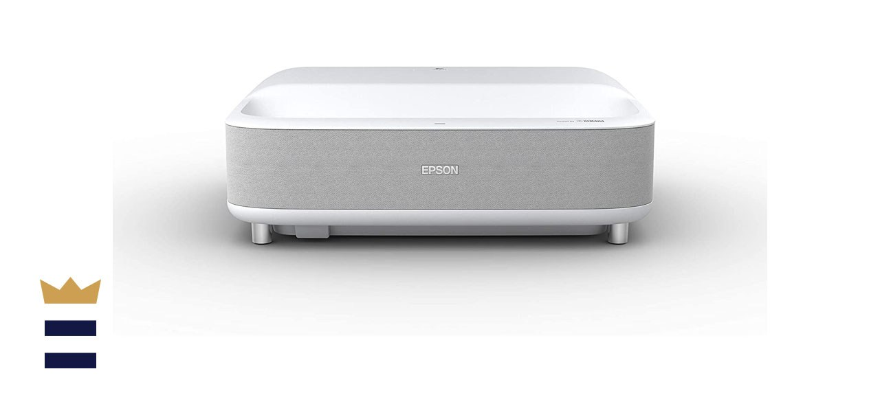 Epson EpiqVision Ultra LS300 3-chip 3LCD Smart Laser Projector