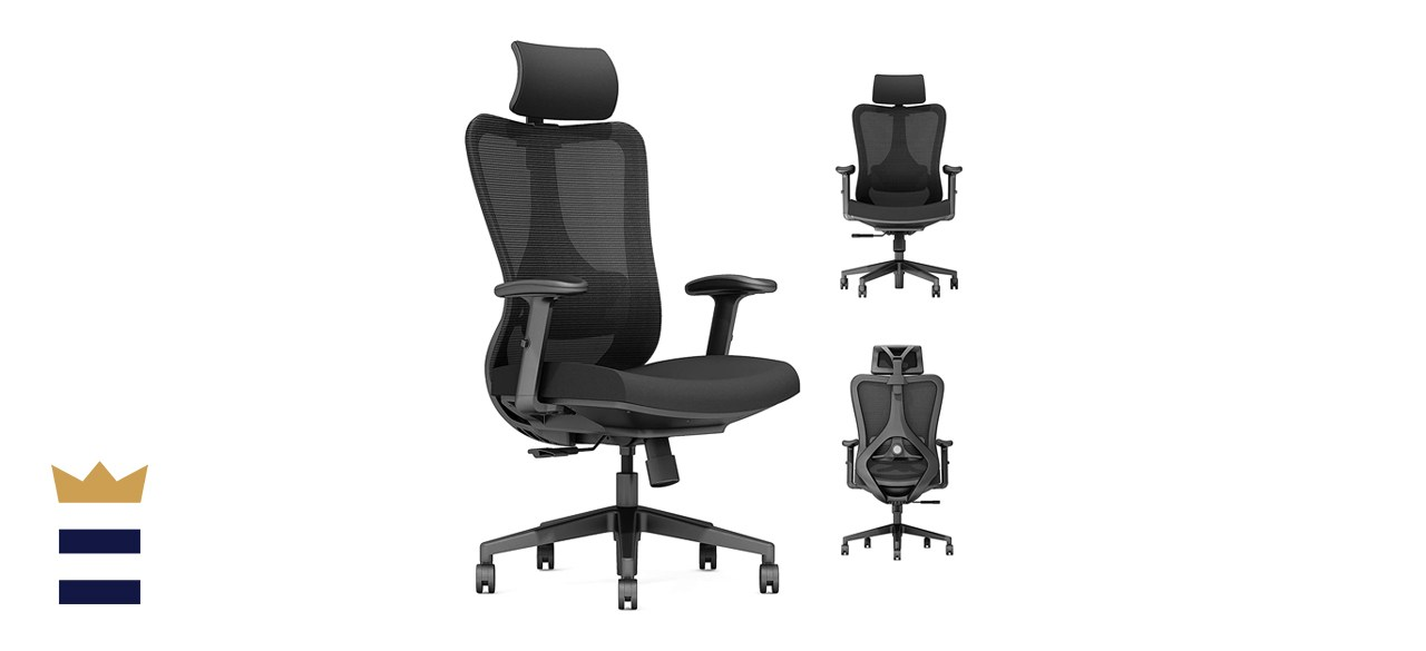 Ergonomic Office Chair Big And Tall High Back