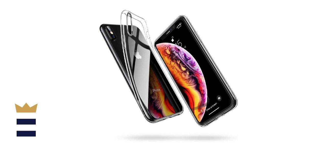 ESR Slim Clear Soft TPU Case for iPhone