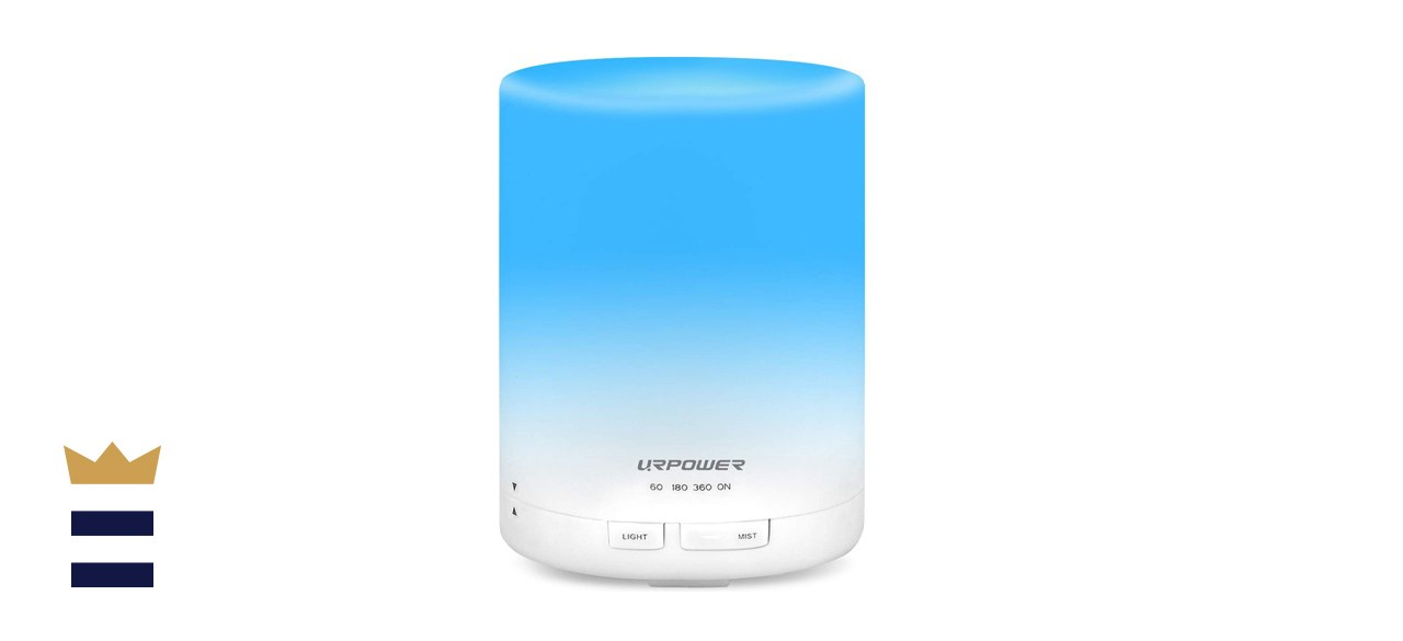 URPOWER 2nd Generation 300ml Aroma Essential Oil Diffuser