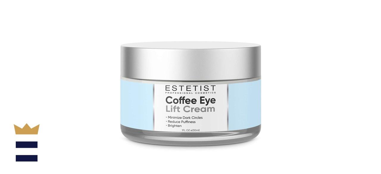 Estetist Caffeine Infused Coffee Eye Lift Cream