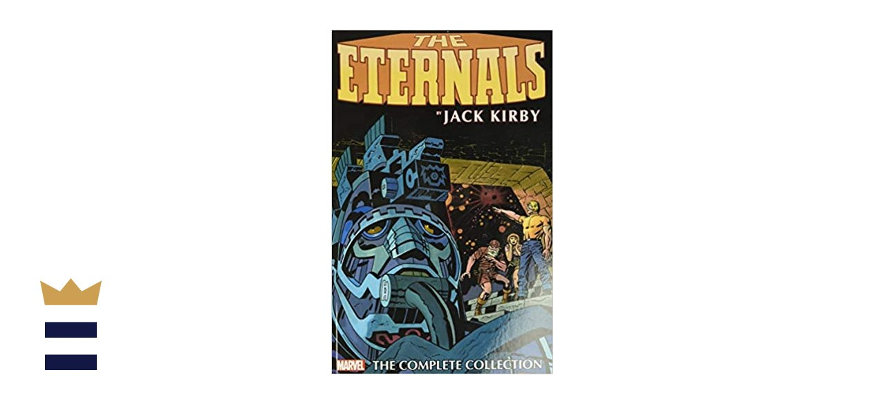 """""""The Eternals by Jack Kirby: The Complete Collection"""""""