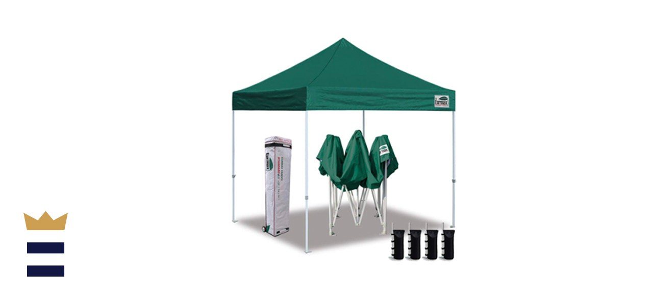 Eurmax 10-by-10-Inch Ez Pop-Up Canopy Tent