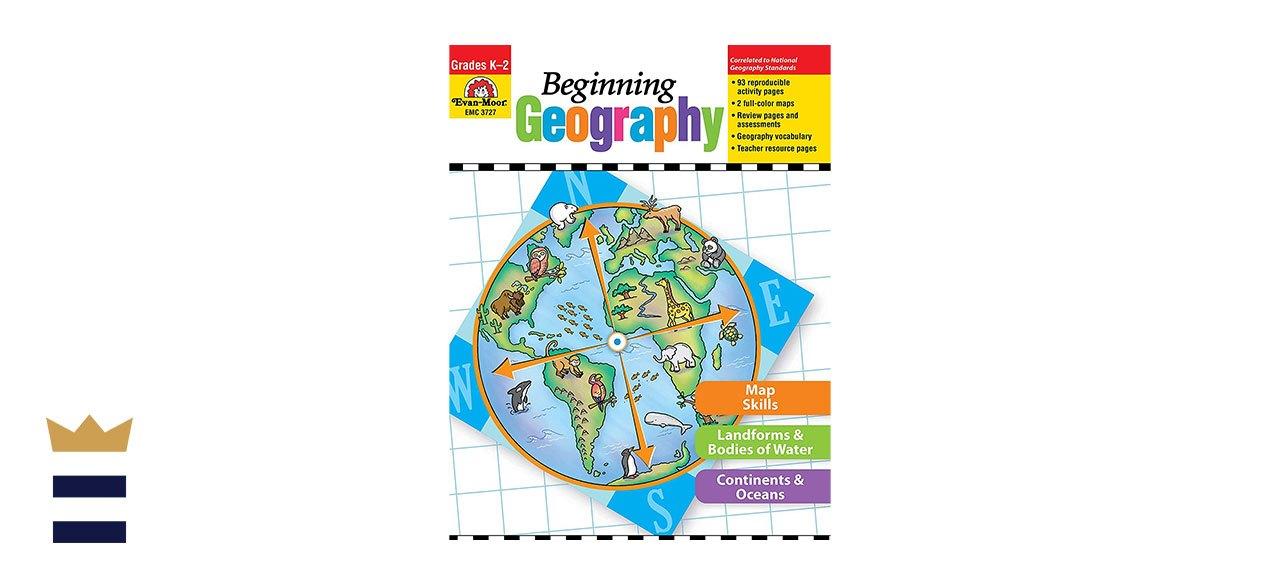 Evan-Moor's Beginning Geography
