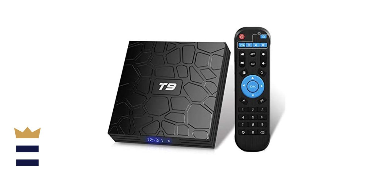 Ever Express' T9 Android 9.0 Streaming Media Box