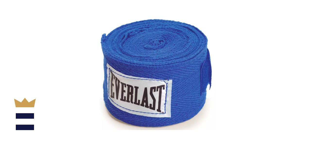 "Everlast 120"" Cotton Hand Wraps"
