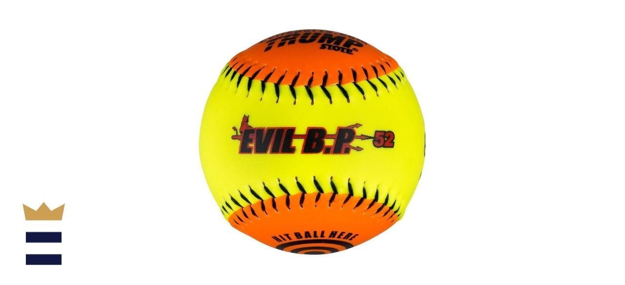 Evil Bp Slow-Pitch Softball