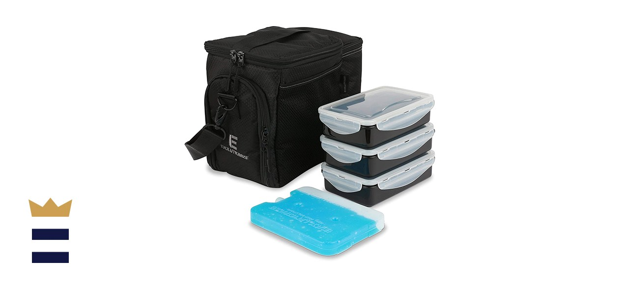 Evolutionize Meal Prep Insulated Lunch Bag