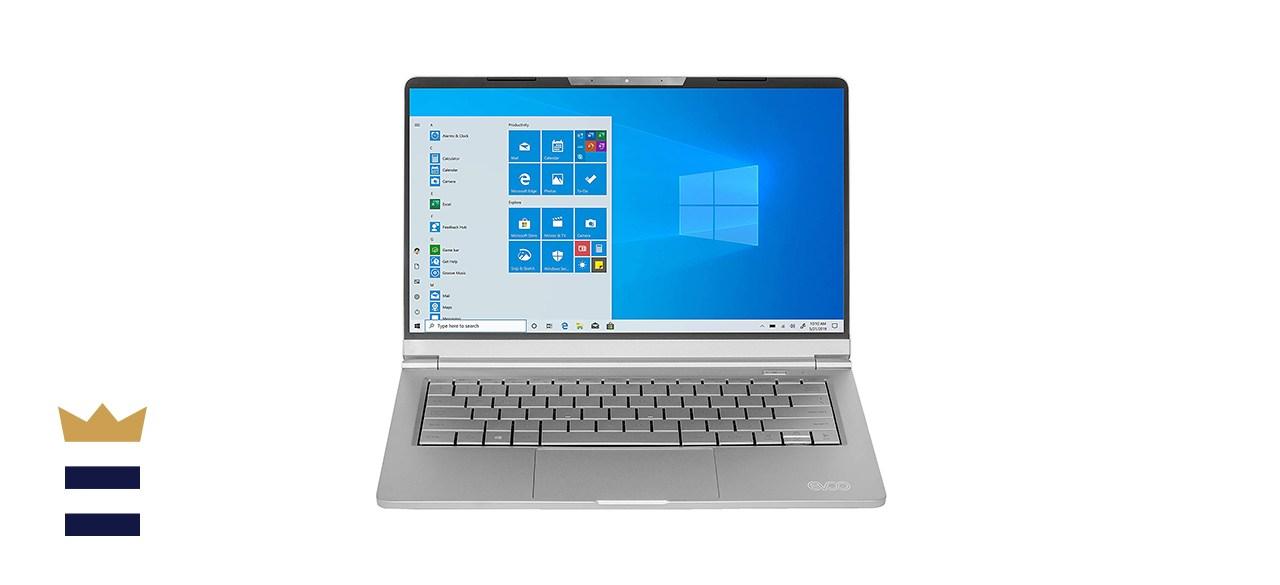 Evoo 14.1-Inch Ultra Slim Notebook