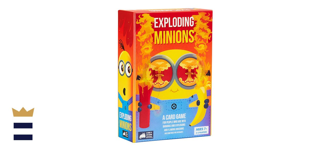 Exploding Kittens Minions Card Game