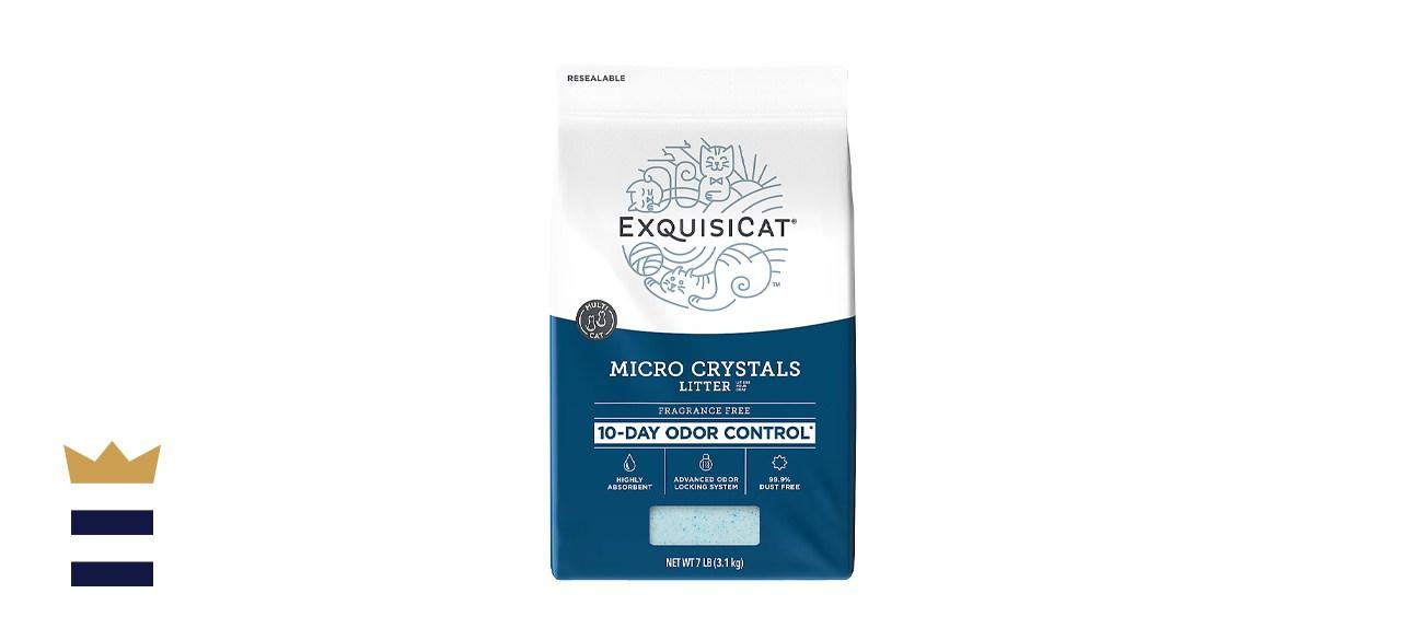 ExquisiCat Micro Crystals Cat Litter