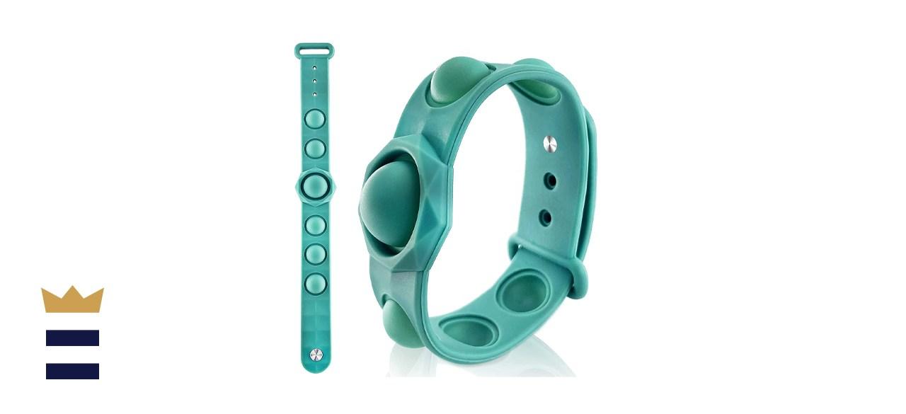 Exun Push Pops Bubble Sensory Fidget Bracelet