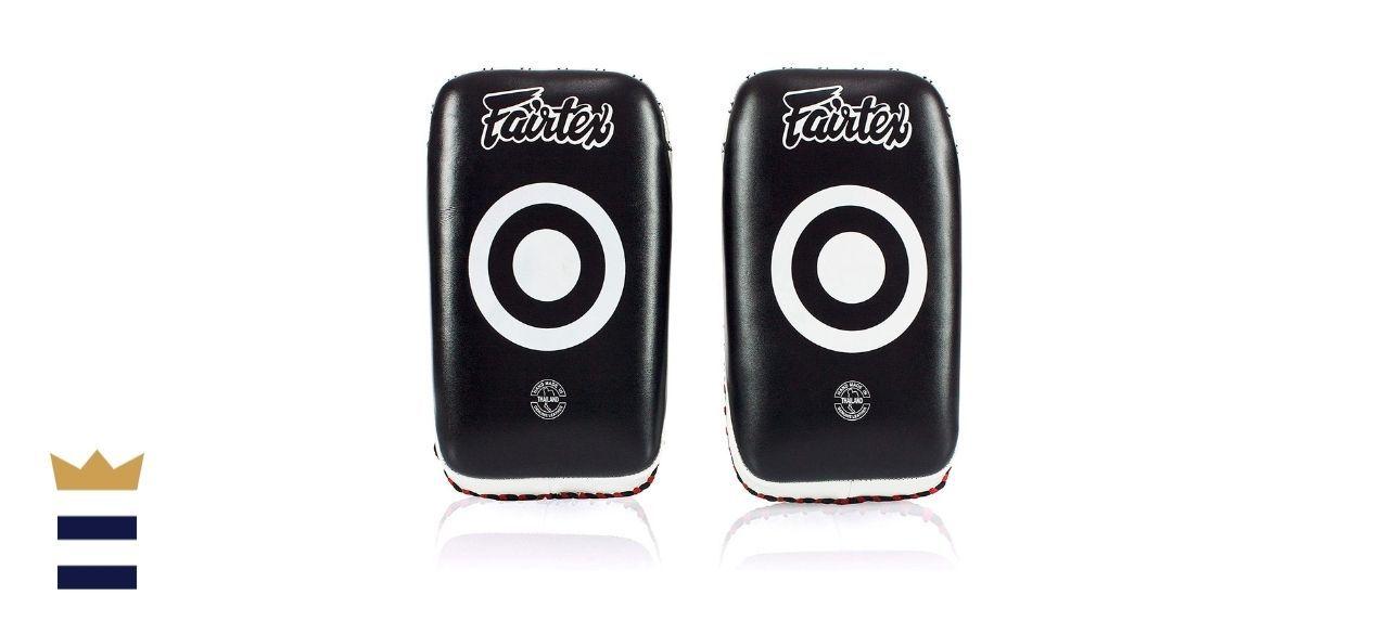 Fairtex's Curved MMA Muay Thai Pads