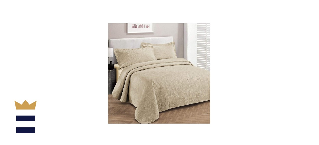 Fancy Collection Luxury Bedspread Coverlet