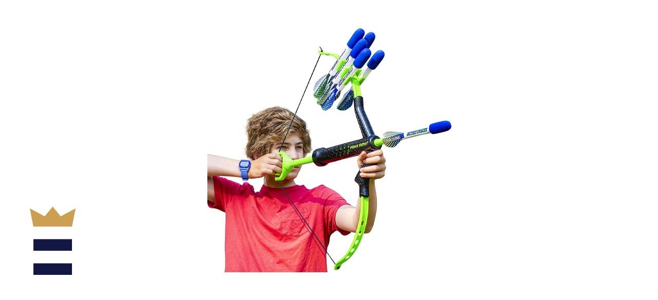 FAUX BOY Bow & Arrow Archery Set