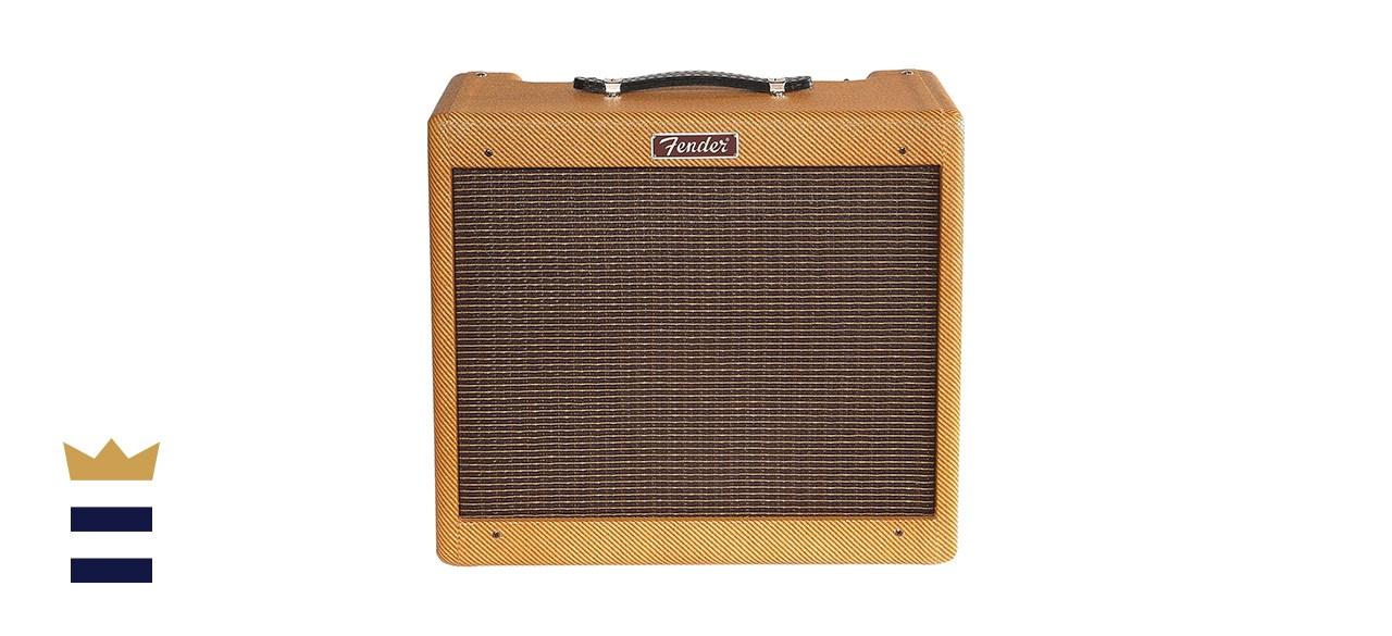 Fender Blues Jr. 15-Watt Combo Tube Amp with Onboard Fender Spring Reverb