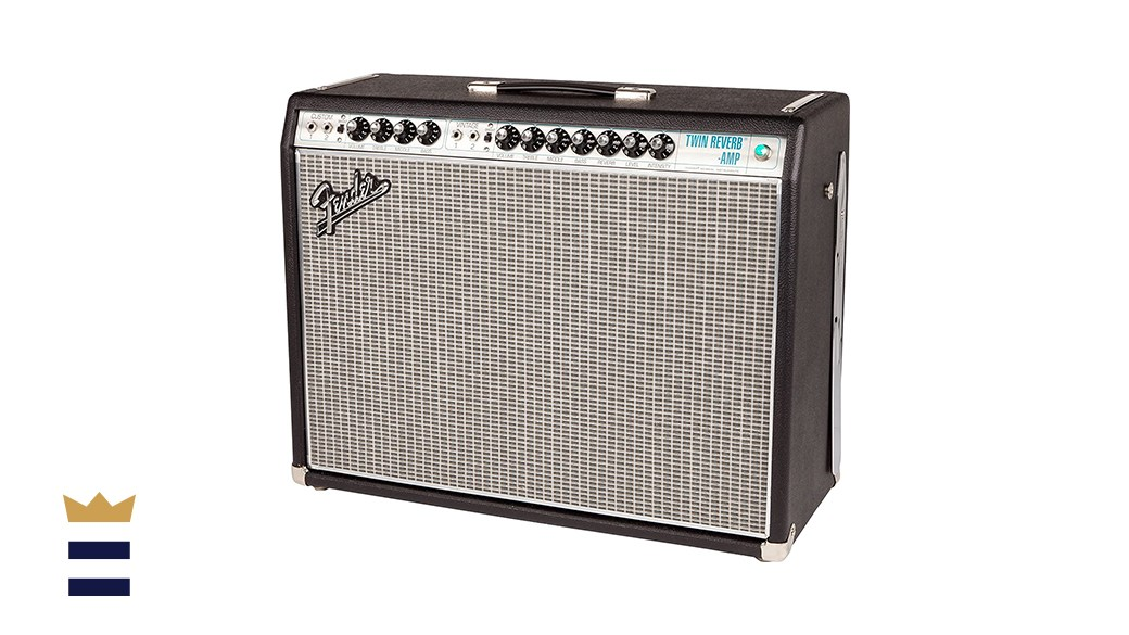 Fender 1968 Reissue Custom Twin Reverb Tube Amplifier with Reverb and Tremolo