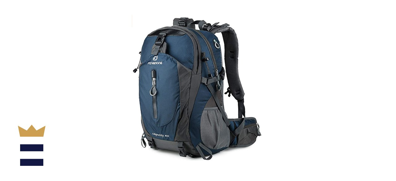 FENGDONG 40L Hiking Backpack