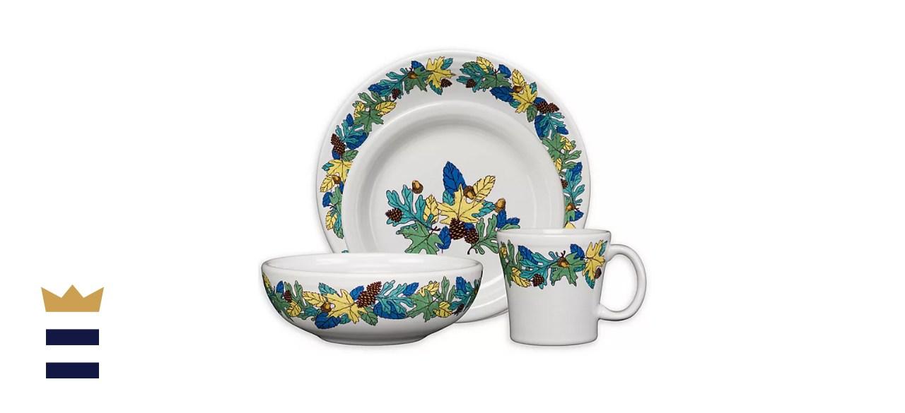 Fiesta Fall Fantasy Dinnerware Collection