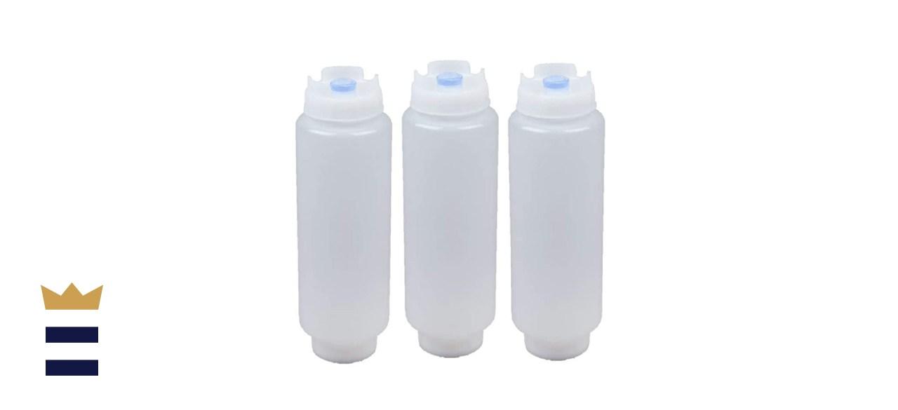 FIFO Refillable Squeeze Bottle