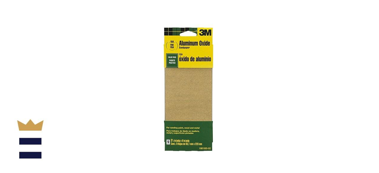 3M 19015ES-CC 3-2/3 by 9-Inch Fine Grit Aluminum Oxide Paint