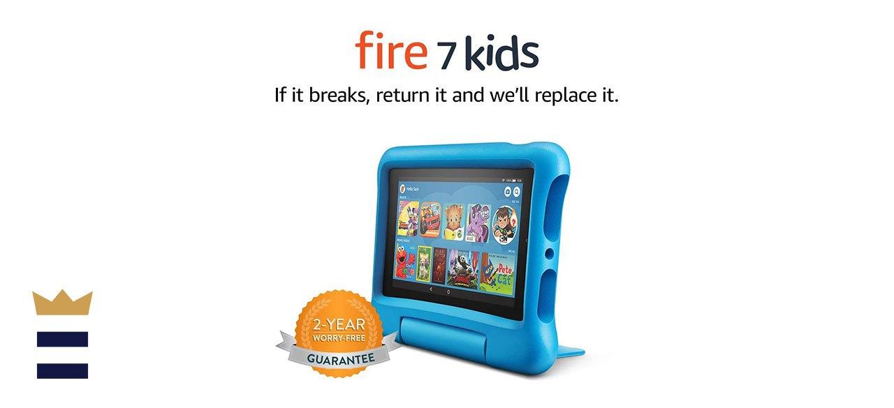 Fire 7 Kids Tablet
