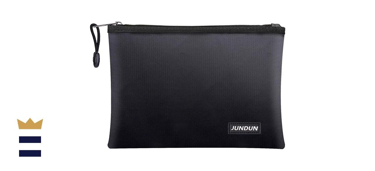 JUNDUN Fireproof Document Bags