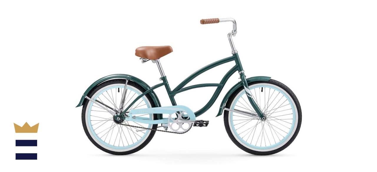 Firmstrong's Urban Girl Single-Speed Beach Cruiser Bicycle