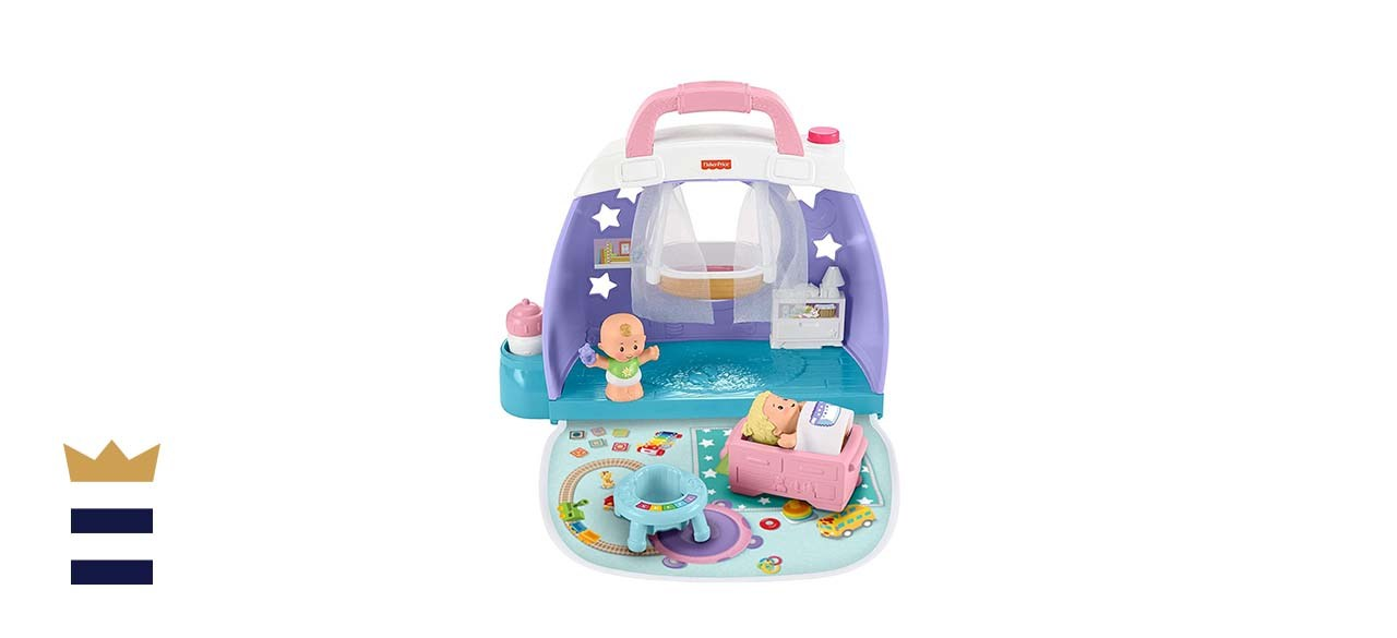 Fisher-Price Little People Cuddle & Play Nursery