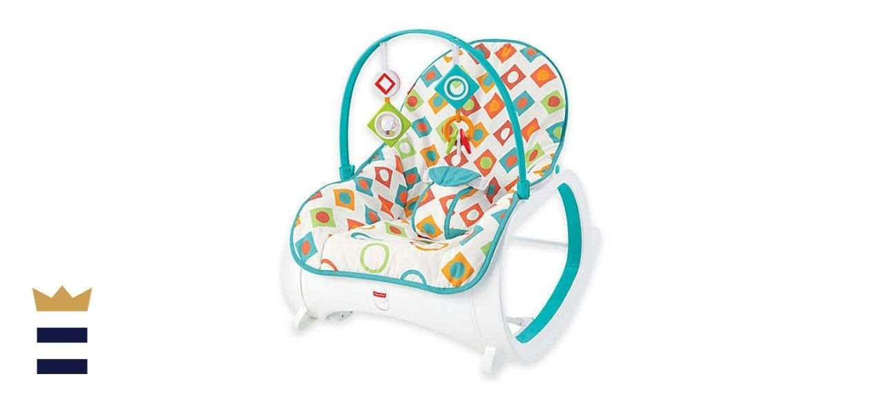 Fisher-Price's Infant to Toddler Rocker