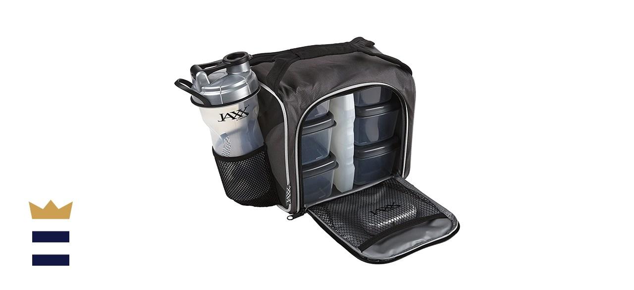 Fit & Fresh Original Jaxx FitPak Insulated Cooler Lunch Box