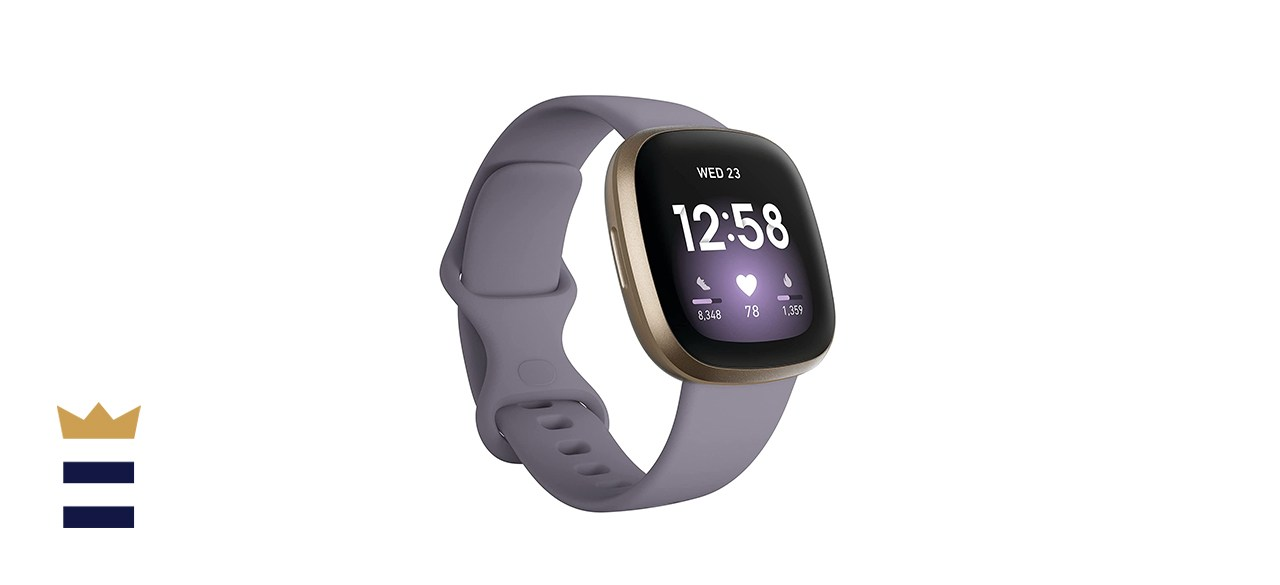Fitbit Versa 3 Health and Fitness Smart Watch