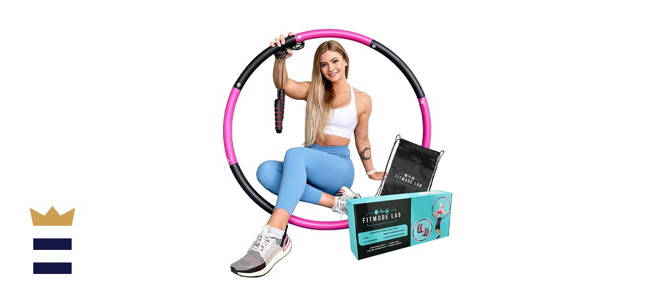 Fitmode Lab Weighted Hula Hoop