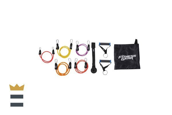 fitness gear tubes