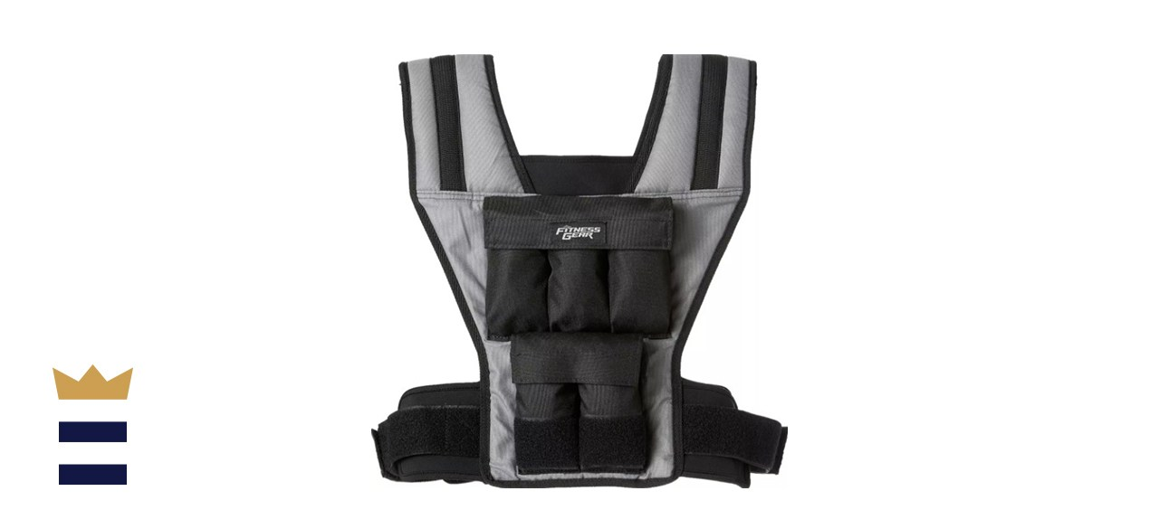 Fitness Gear Weighted Vest